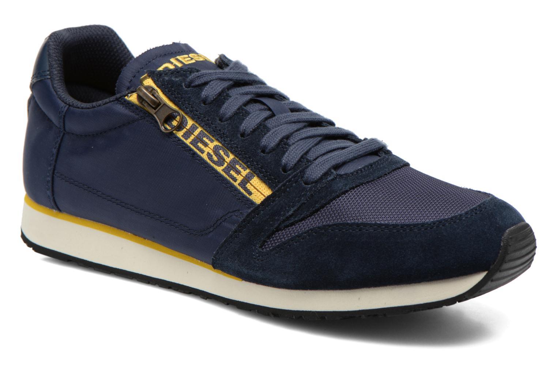 Sneakers Diesel Slocker S Blauw detail