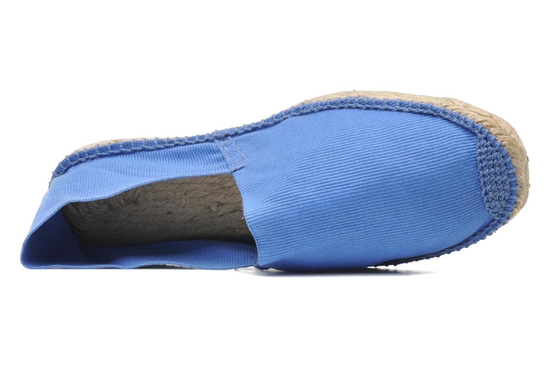 VP toile Bleu