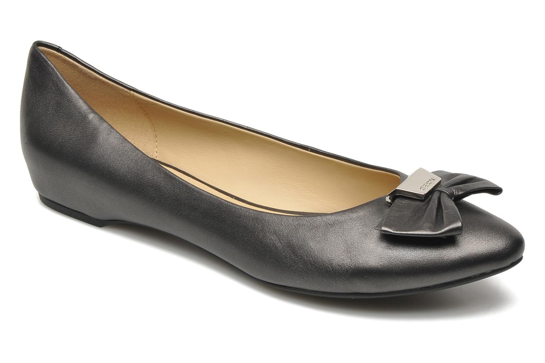 Zapatos promocionales Geox D Leslie B (Negro) - Bailarinas   Los zapatos más populares para hombres y mujeres