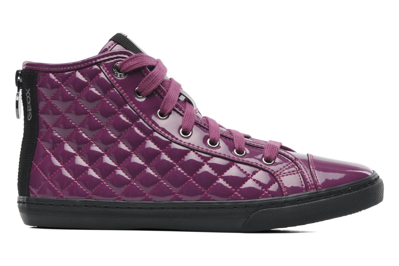 Sneakers Geox D NEW CLUB D D4458D Paars achterkant