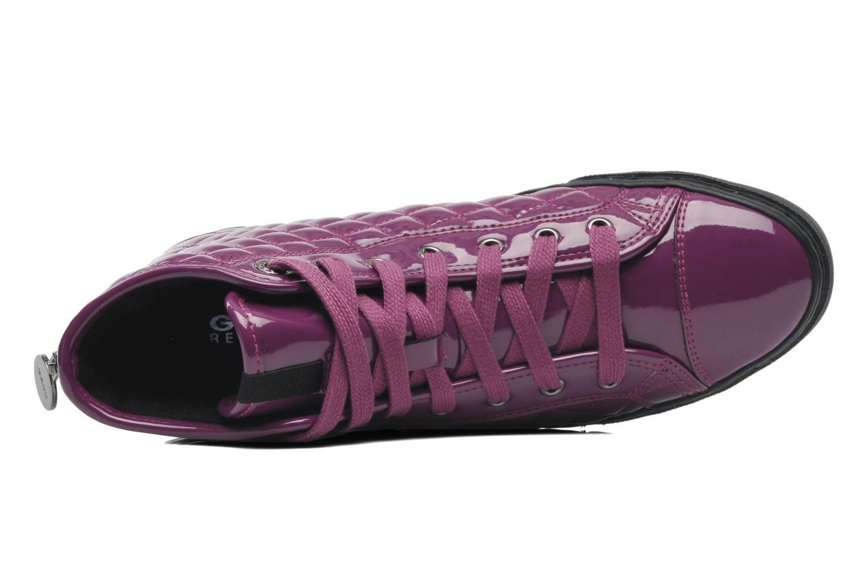 Sneakers Geox D NEW CLUB D D4458D Paars links