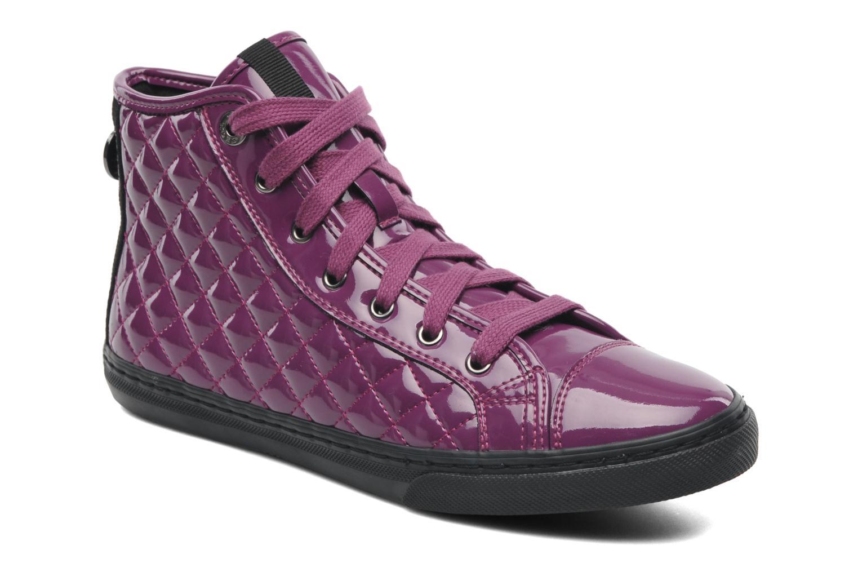 Sneaker Geox D NEW CLUB D D4458D lila detaillierte ansicht/modell