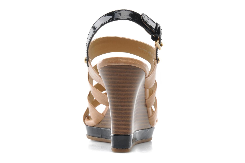 Sandales et nu-pieds Geox D Sibilla S. B Beige vue droite