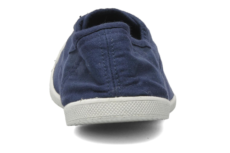 Baskets Kaporal Vickana Bleu vue droite