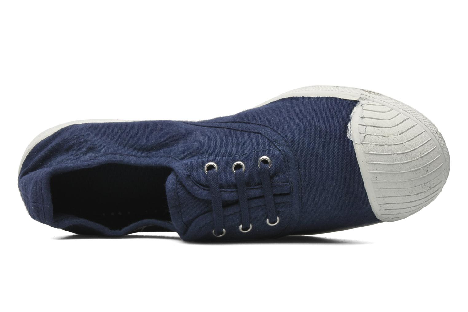 Trainers Kaporal Vickana Blue view from the left