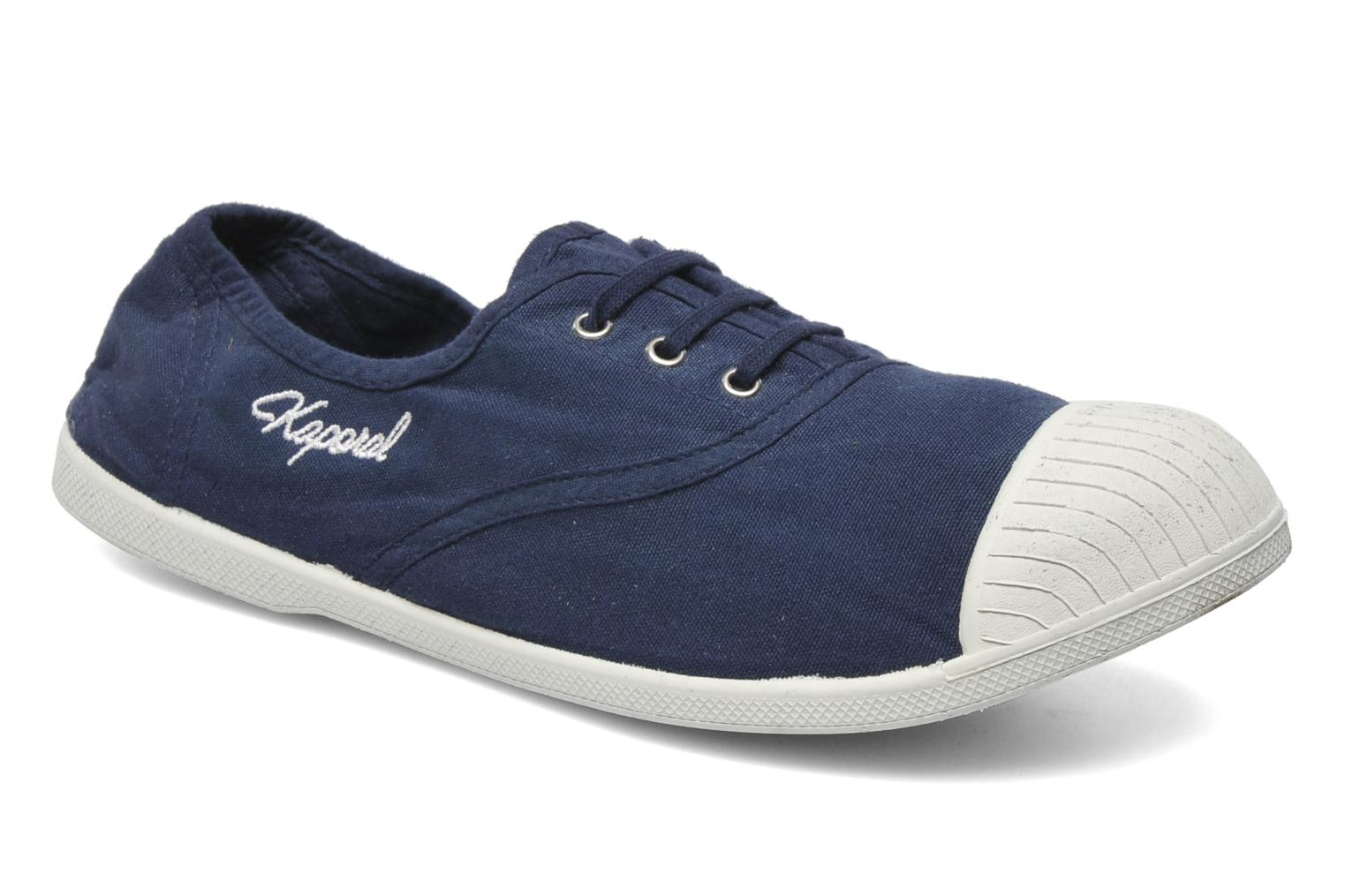Trainers Kaporal Vickana Blue detailed view/ Pair view