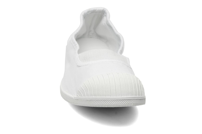 Baskets Kaporal Vandana Blanc vue portées chaussures
