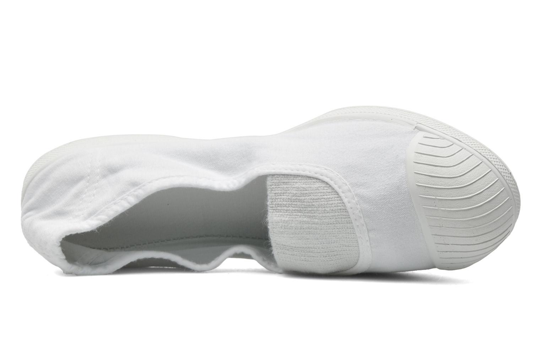 Sneaker Kaporal Vandana weiß ansicht von links