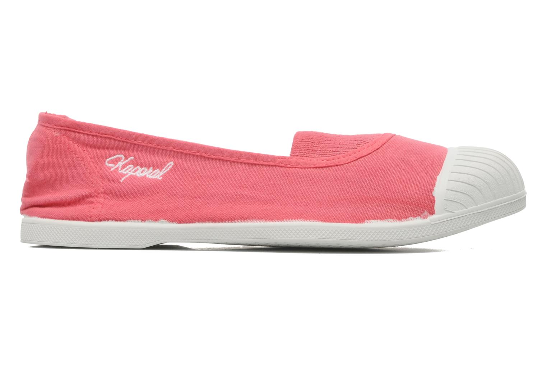 Sneakers Kaporal Vandana Roze achterkant