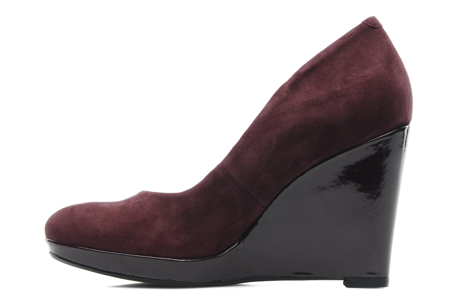 Comet Trail Ox-Blood Suede