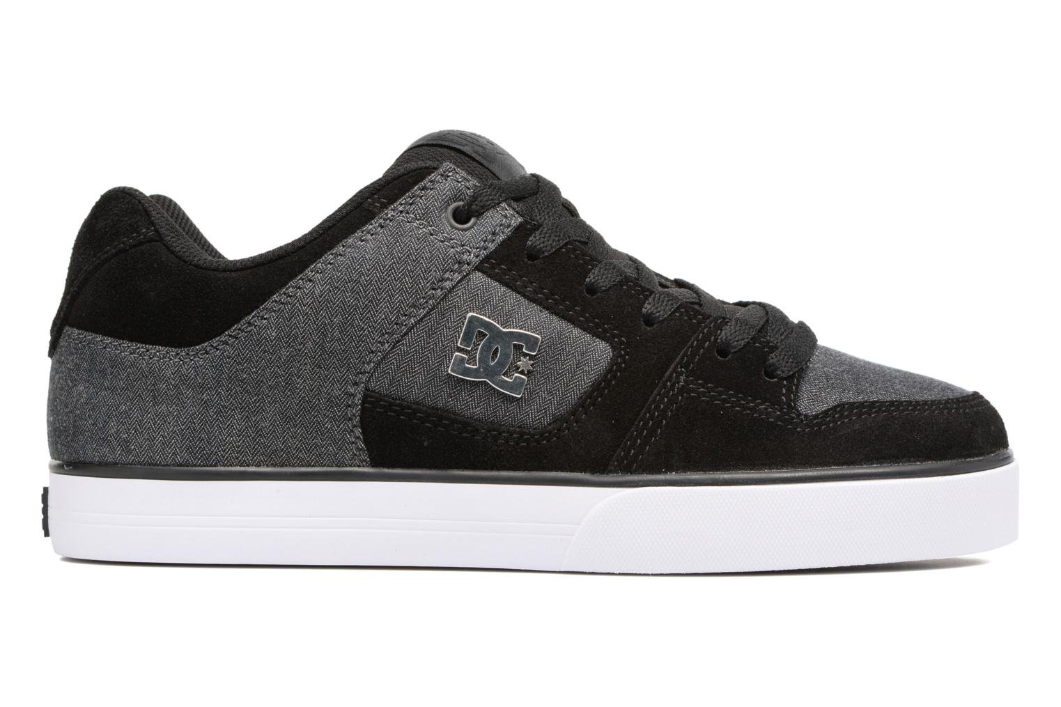 Trainers DC Shoes Pure SE Black back view