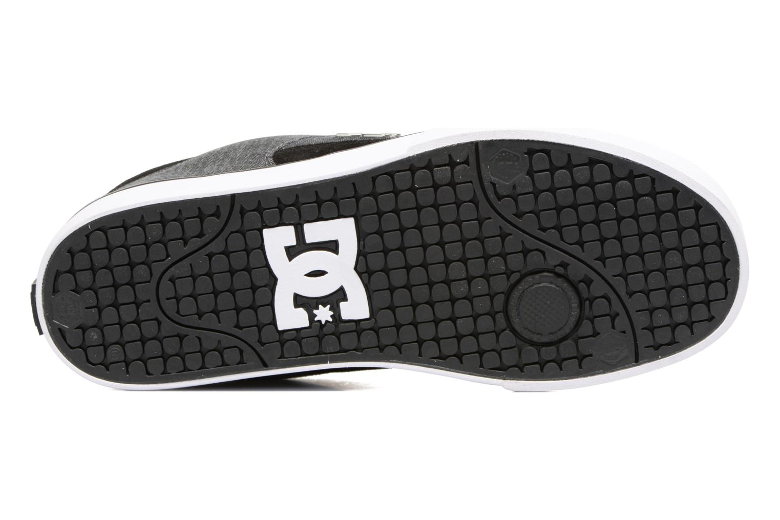 Trainers DC Shoes Pure SE Black view from above