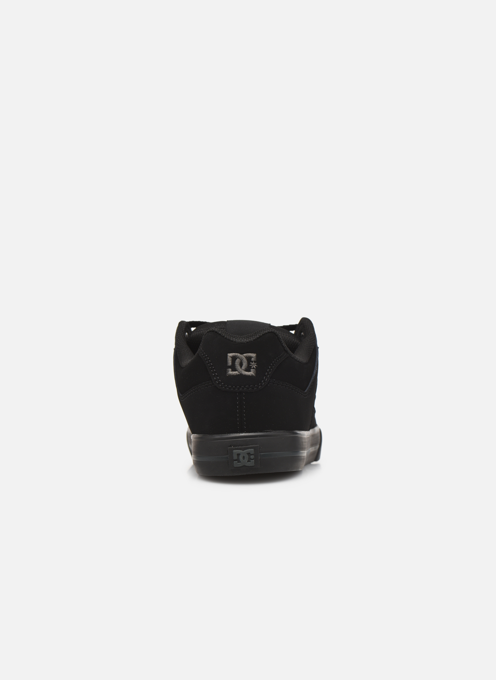 Trainers DC Shoes Pure M Black view from the right