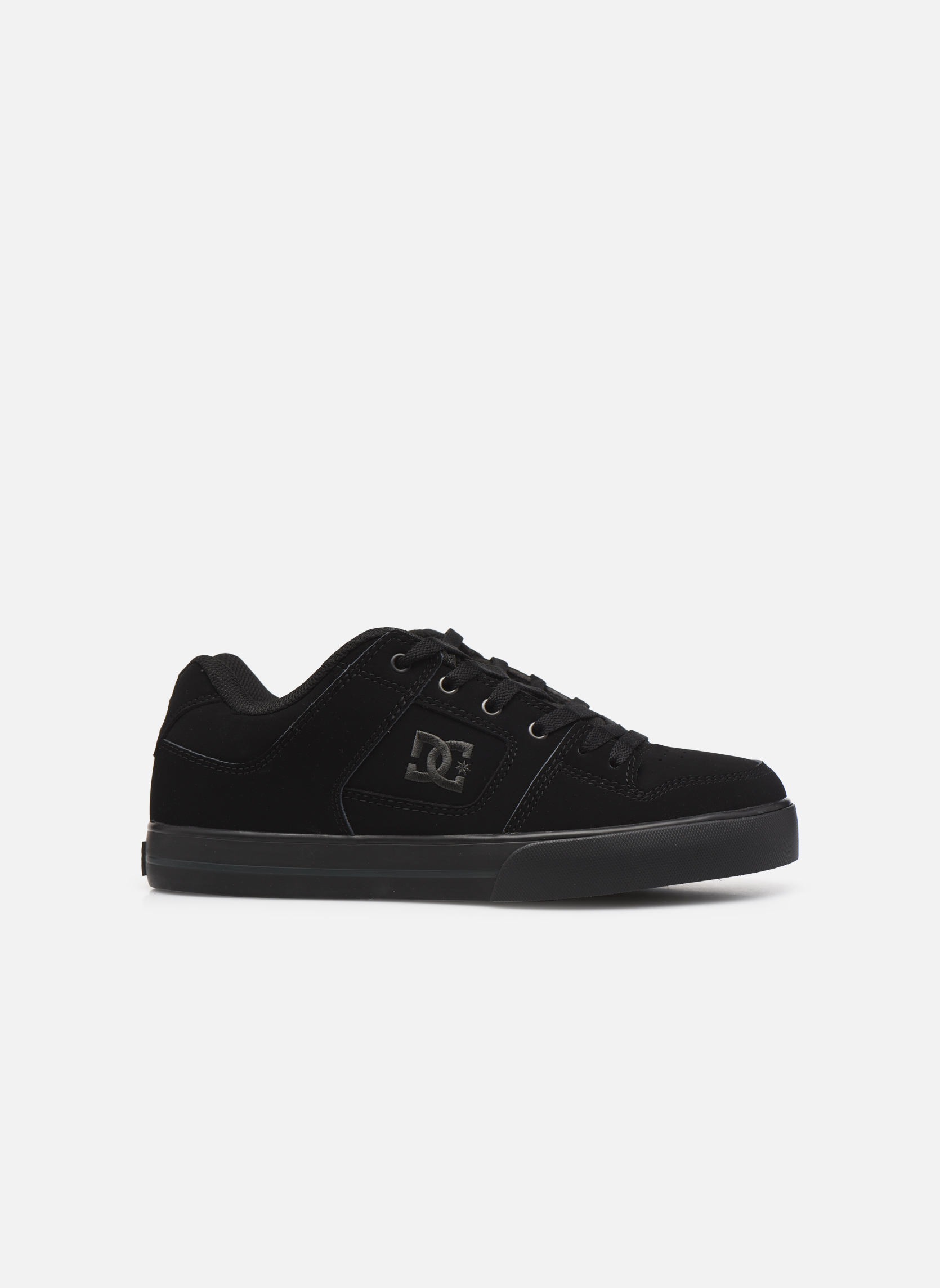 Trainers DC Shoes Pure M Black back view