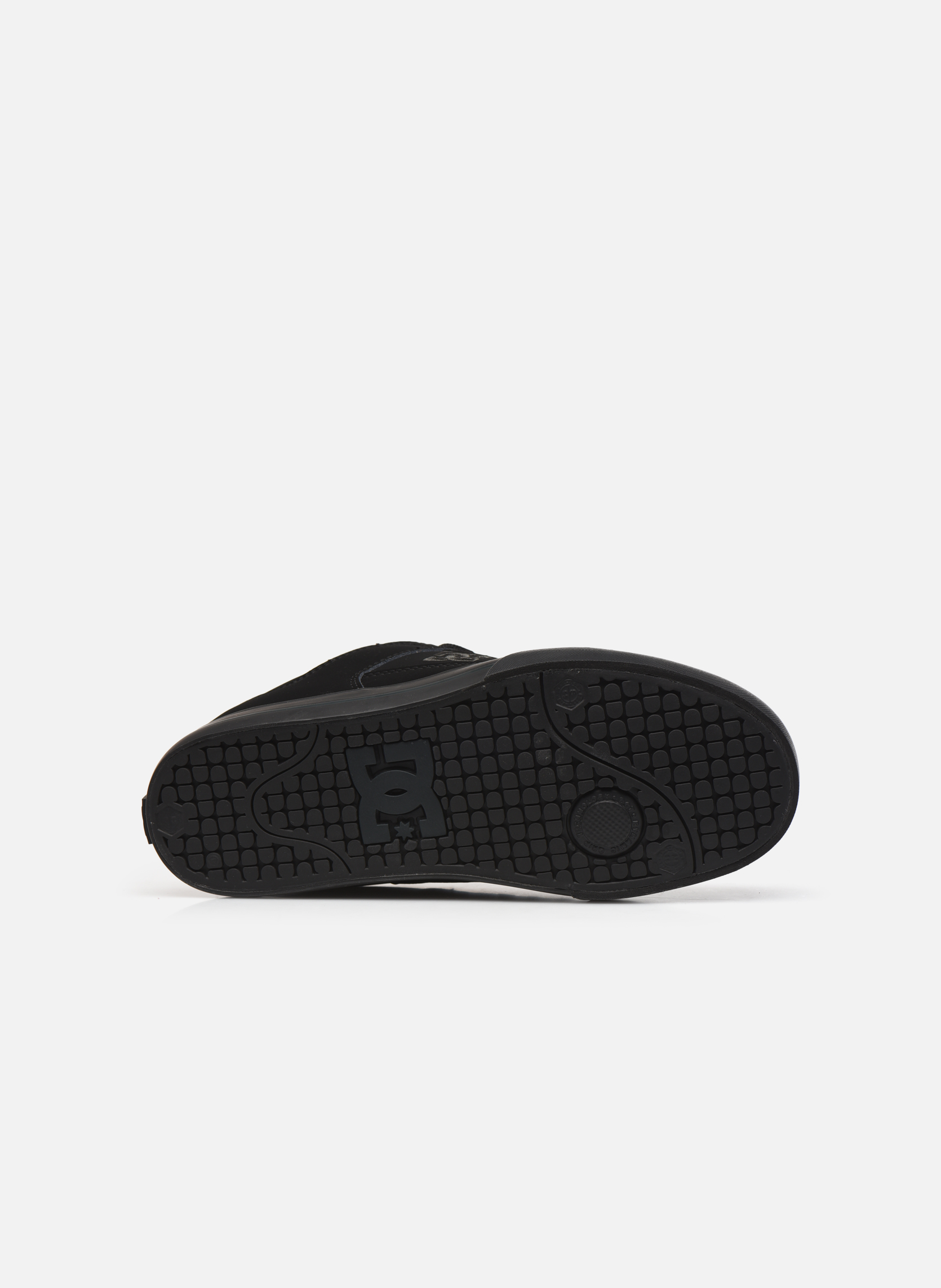 Trainers DC Shoes Pure M Black view from above