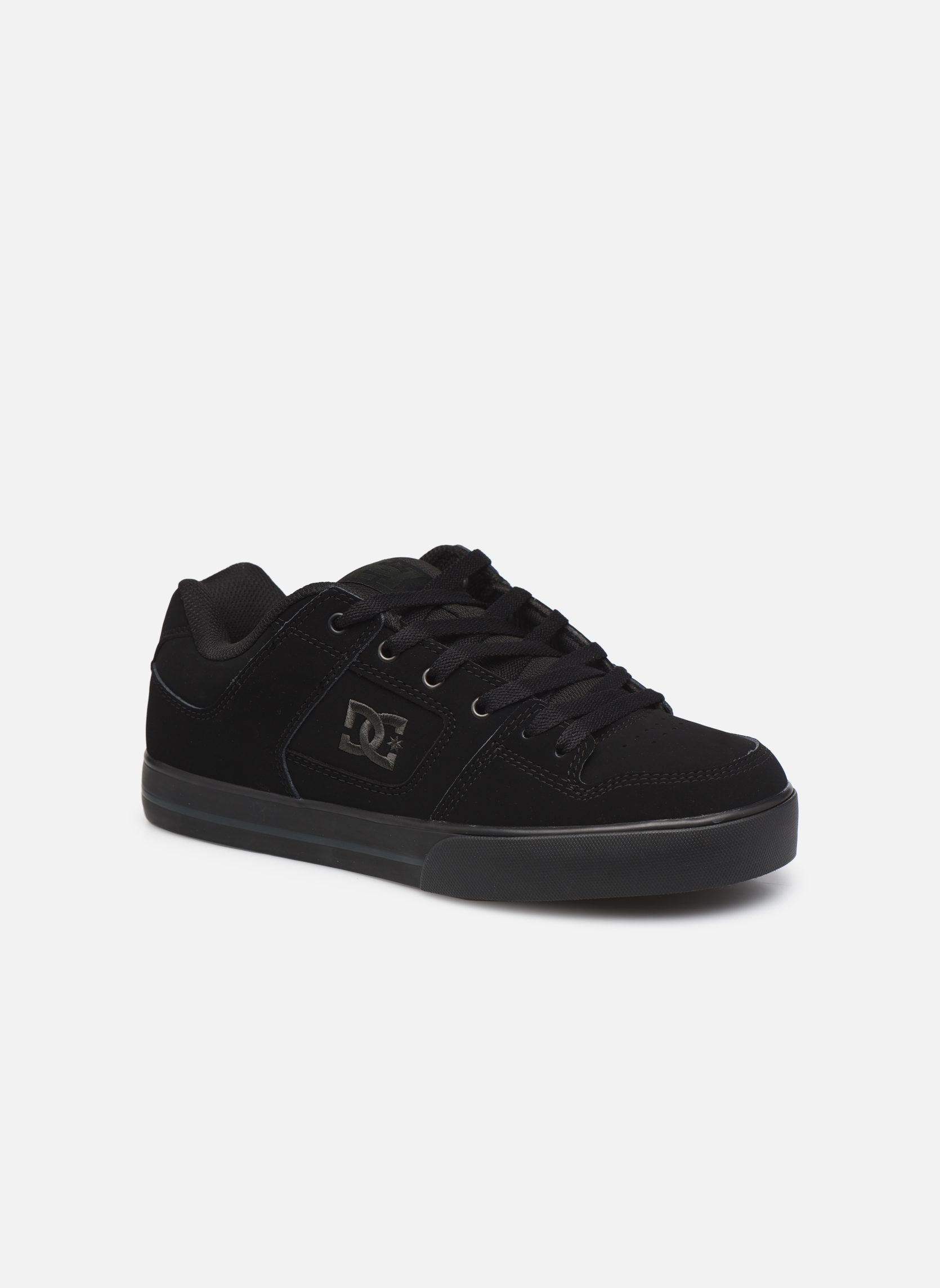 Trainers DC Shoes Pure M Black detailed view/ Pair view
