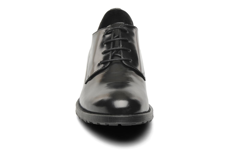 Schnürschuhe Georgia Rose Tablée schwarz schuhe getragen