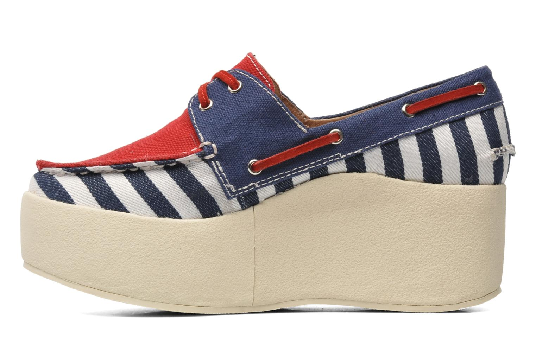 Chaussures à lacets Jeffrey Campbell JC 2013-573 Multicolore vue face