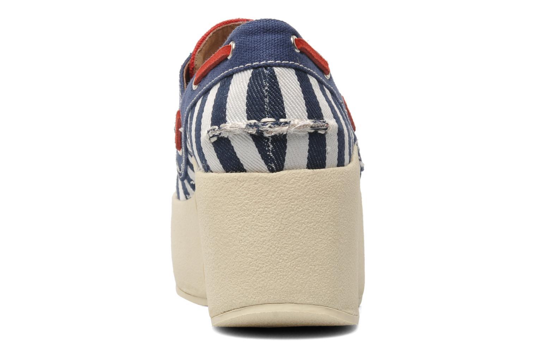 Chaussures à lacets Jeffrey Campbell JC 2013-573 Multicolore vue droite