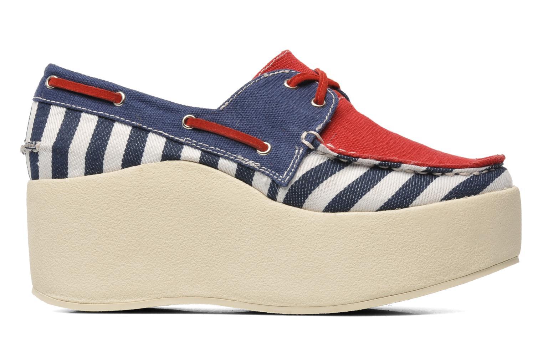 Chaussures à lacets Jeffrey Campbell JC 2013-573 Multicolore vue derrière