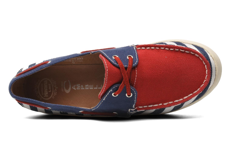 Chaussures à lacets Jeffrey Campbell JC 2013-573 Multicolore vue gauche