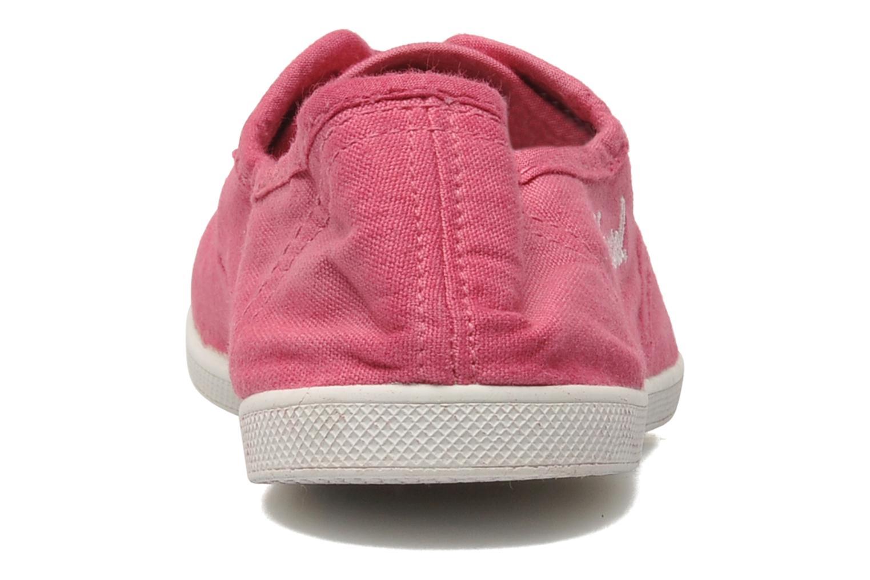 Sneaker Kaporal VICKANO rosa ansicht von rechts