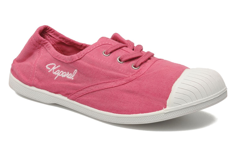 Sneaker Kaporal VICKANO rosa detaillierte ansicht/modell