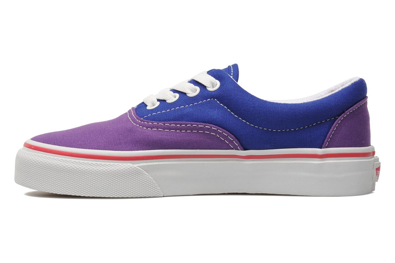 Sneakers Vans Era E Blauw voorkant