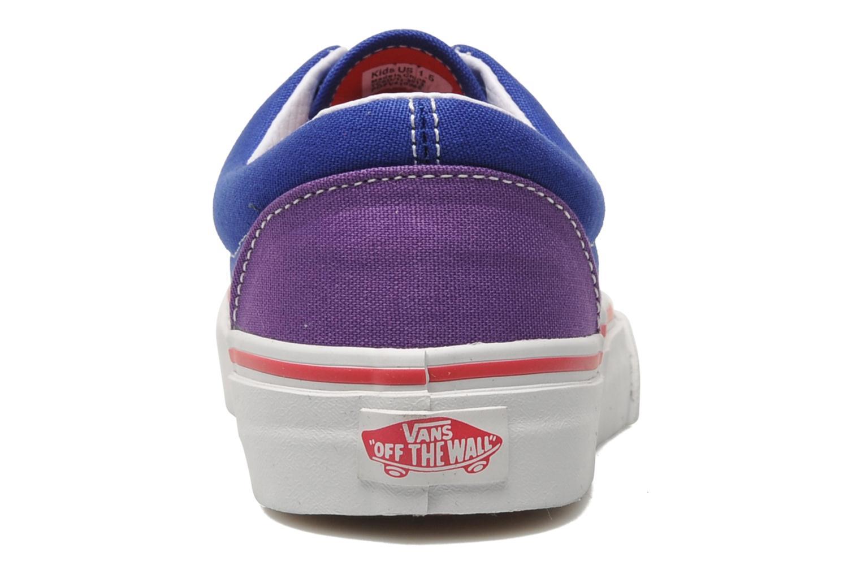 Sneaker Vans Era E blau ansicht von rechts