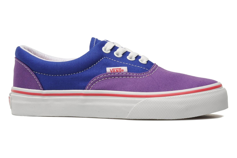 Sneakers Vans Era E Blauw achterkant
