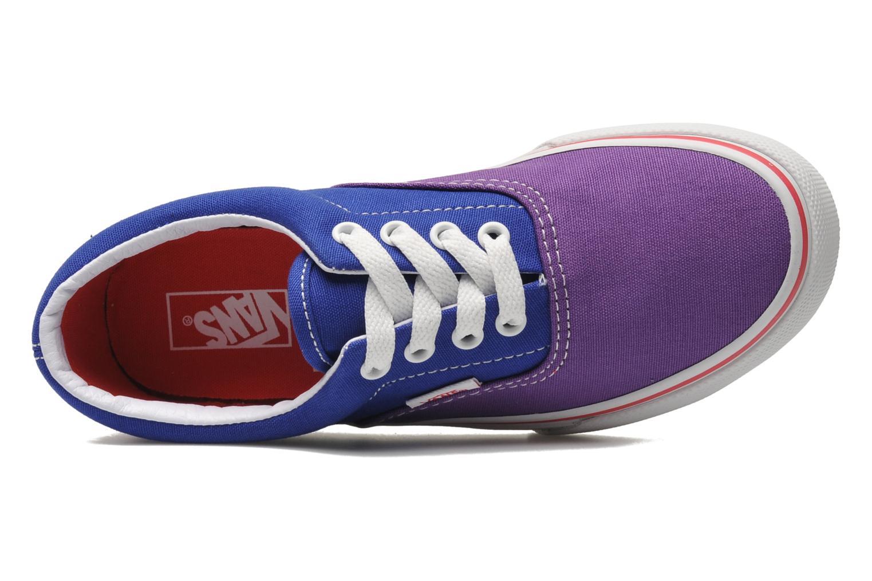 Sneakers Vans Era E Blauw links