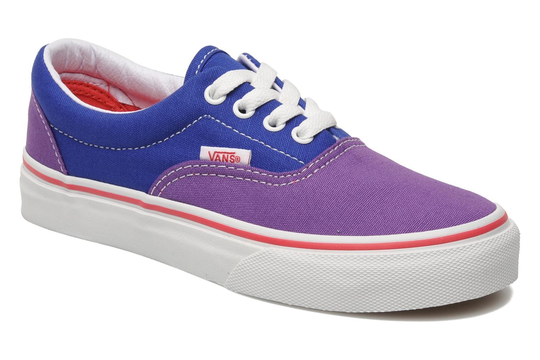 Sneakers Vans Era E Blauw detail