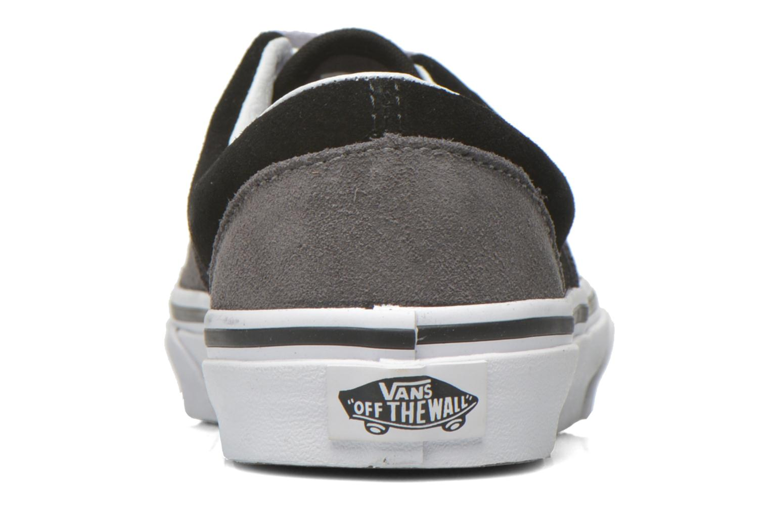 Trainers Vans Era E Black view from the right
