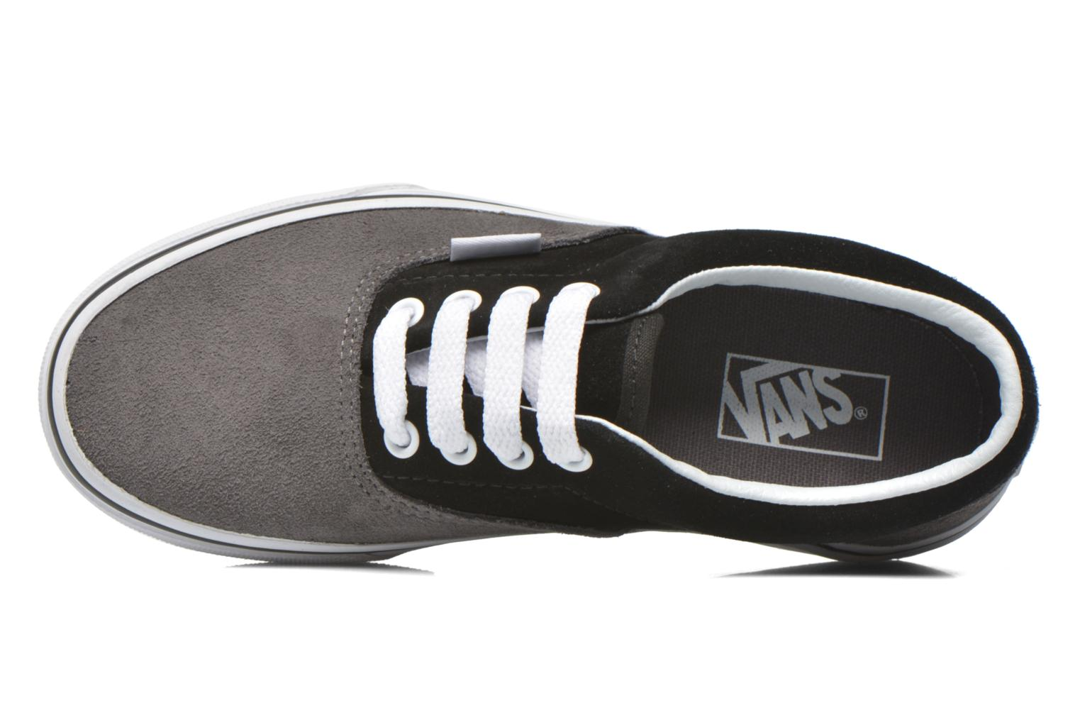 Era E (Suede) Pewter/Black