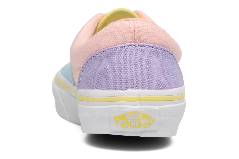 Sneakers Vans Era E Rosa immagine destra