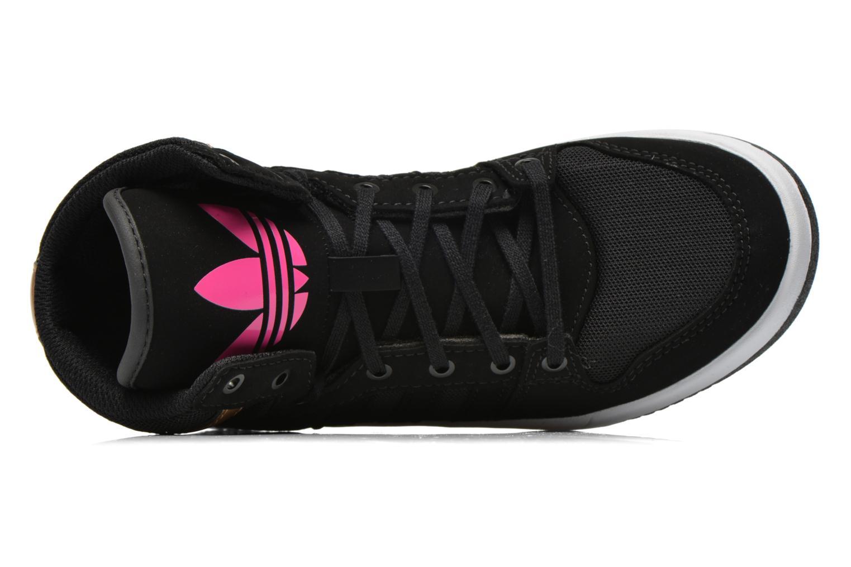 Baskets Adidas Originals COURT ATTITUDE K Multicolore vue gauche
