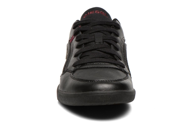 Sneaker Diesel Starch schwarz schuhe getragen