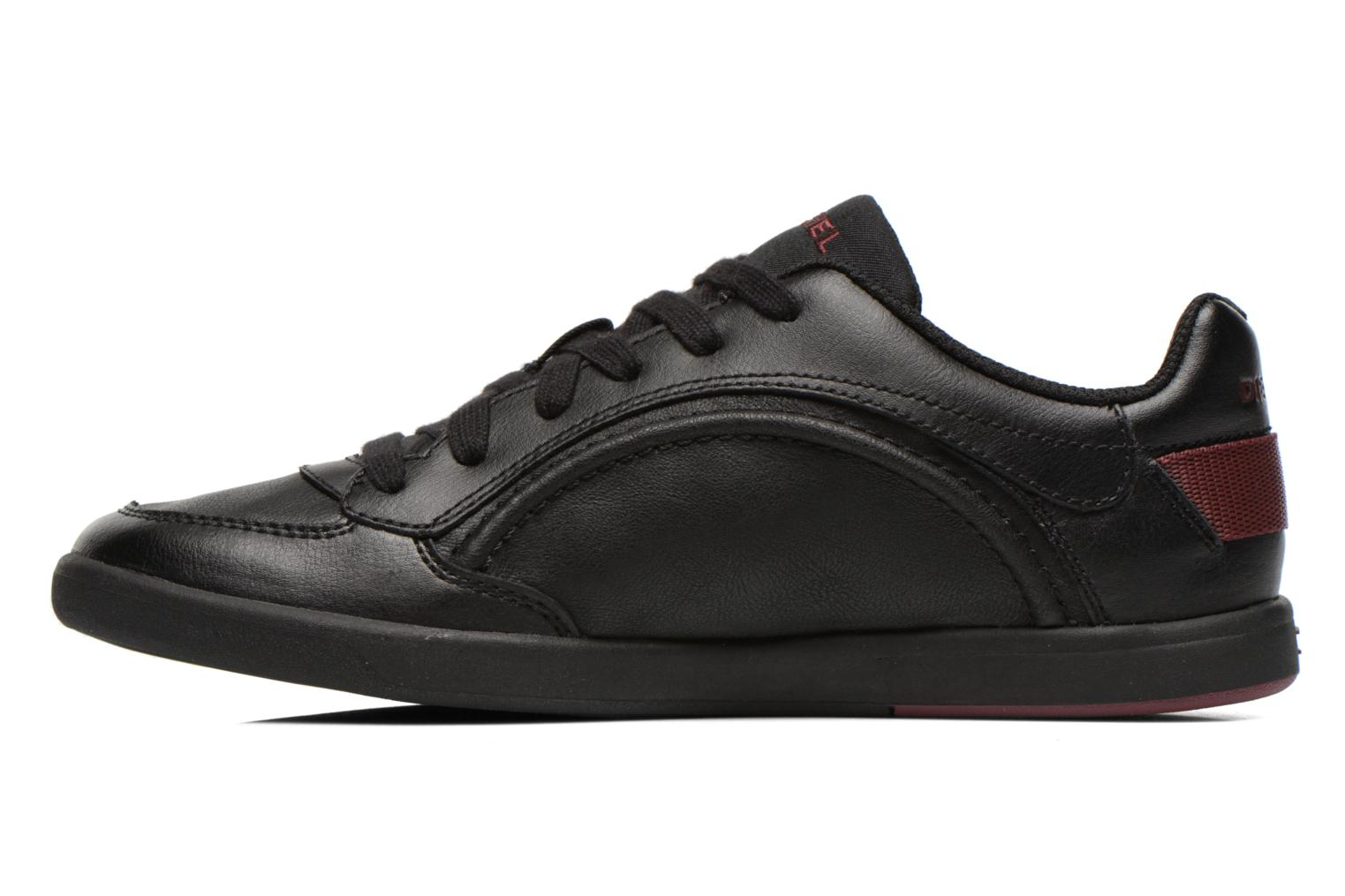 Sneakers Diesel Starch Nero immagine frontale