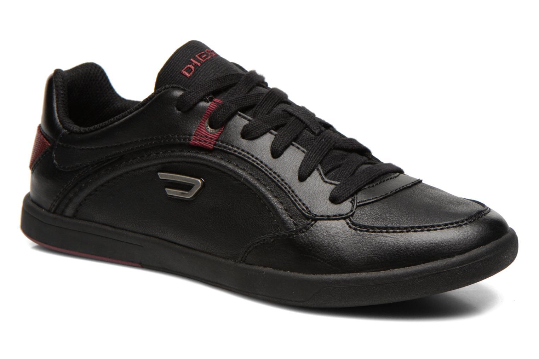 Sneaker Diesel Starch schwarz detaillierte ansicht/modell