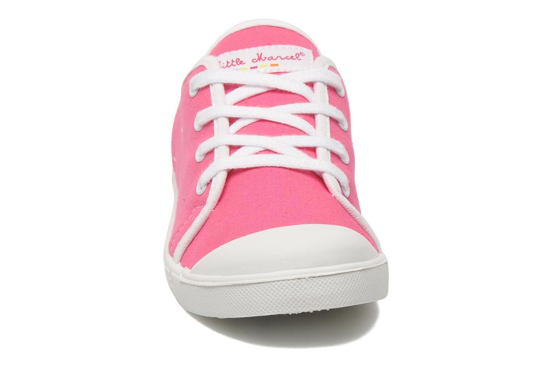 Sneaker Little Marcel SANLAS UNI J rosa schuhe getragen