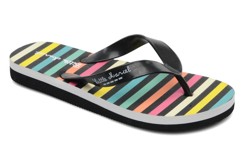 Slippers Little Marcel TAYGA J Multicolor detail