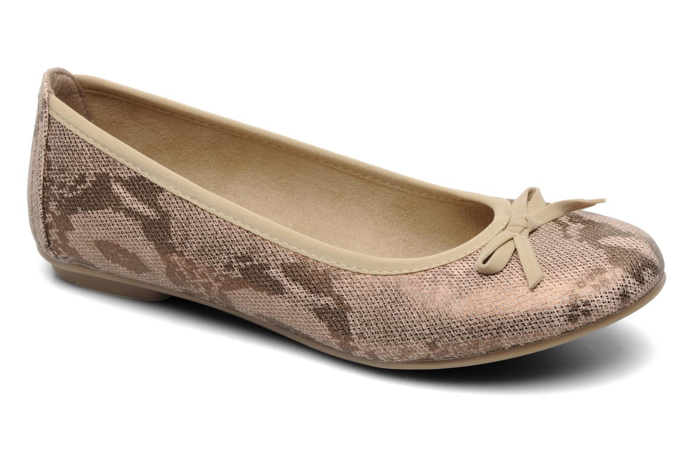 Ballerinas Jana shoes Sogemmi beige detaillierte ansicht/modell