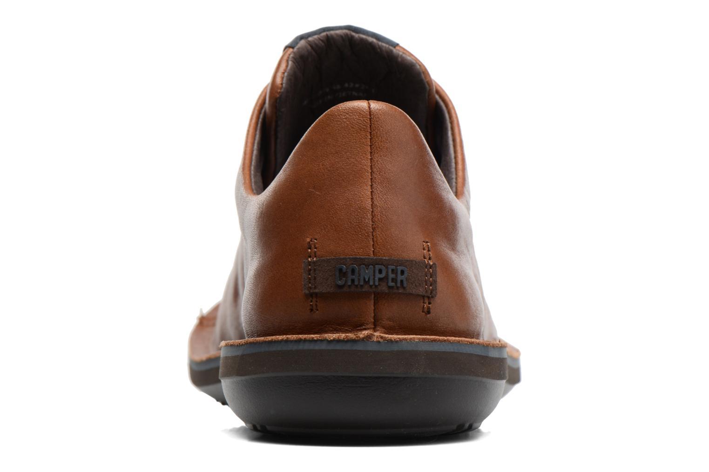 Sneakers Camper Beetle 18751 Marrone immagine destra
