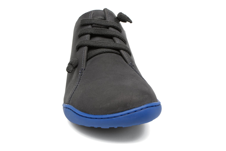 Sneaker Camper Peu Cami 18736 grau schuhe getragen