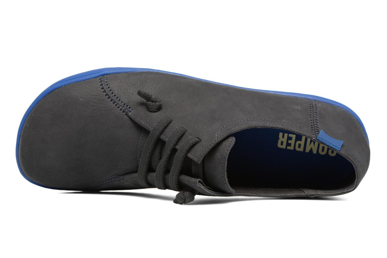 Sneaker Camper Peu Cami 18736 grau ansicht von links