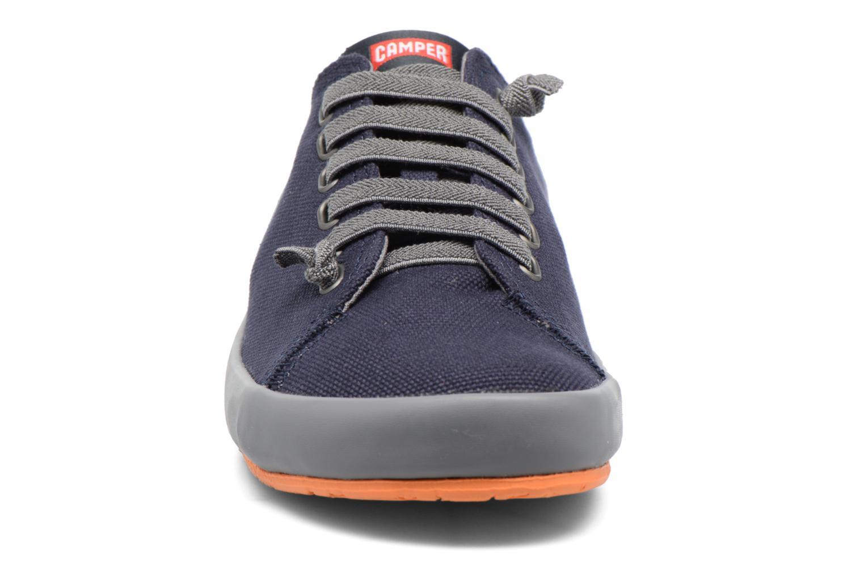 Sneaker Camper Peu Rambla Vulcanizado 18869 blau schuhe getragen