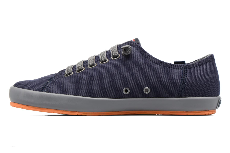 Sneaker Camper Peu Rambla Vulcanizado 18869 blau ansicht von vorne