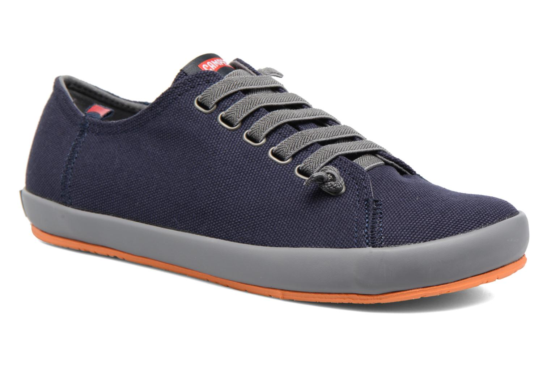 Sneaker Camper Peu Rambla Vulcanizado 18869 blau detaillierte ansicht/modell