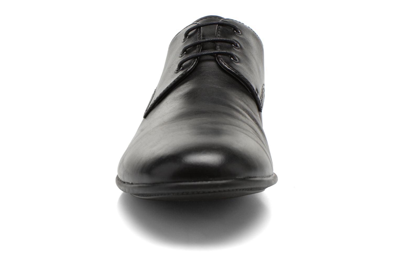 Chaussures à lacets Camper Slippers Sun 18878 Noir vue portées chaussures
