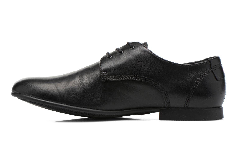 Chaussures à lacets Camper Slippers Sun 18878 Noir vue face